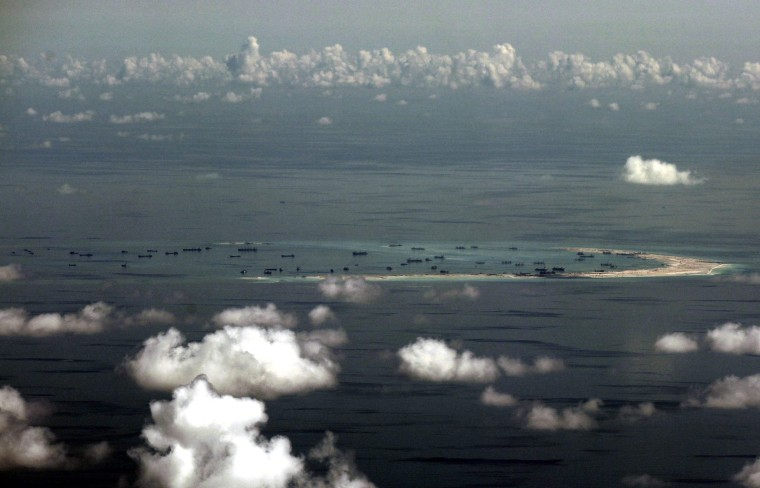 Image: Permanent Court of Arbitration ruling on South China Sea