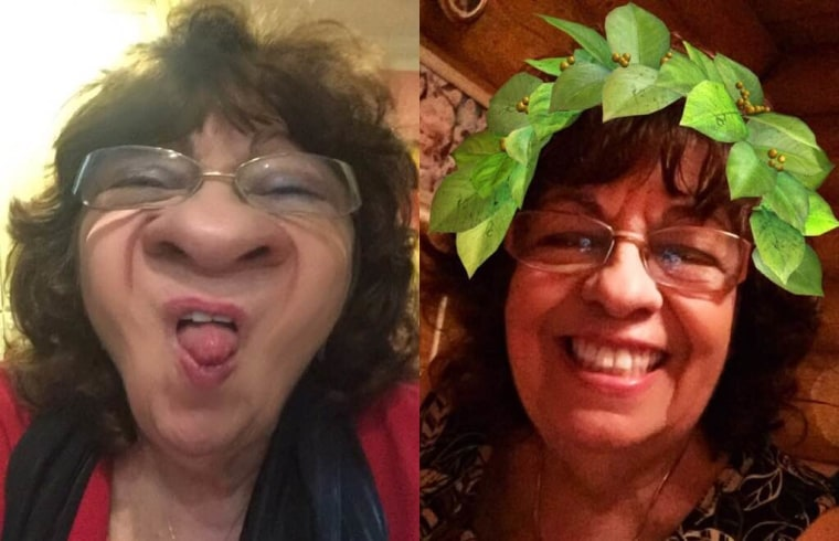 My Abuela, Rogelia Capote, the Snapchat Queen