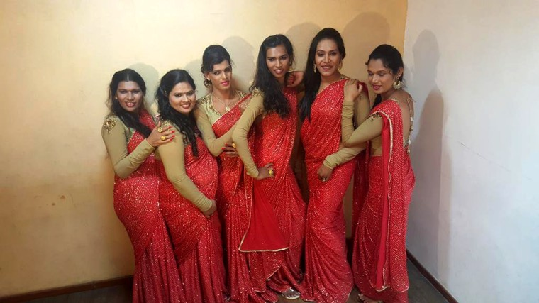 India's first transgender band, 6 Pack Band.