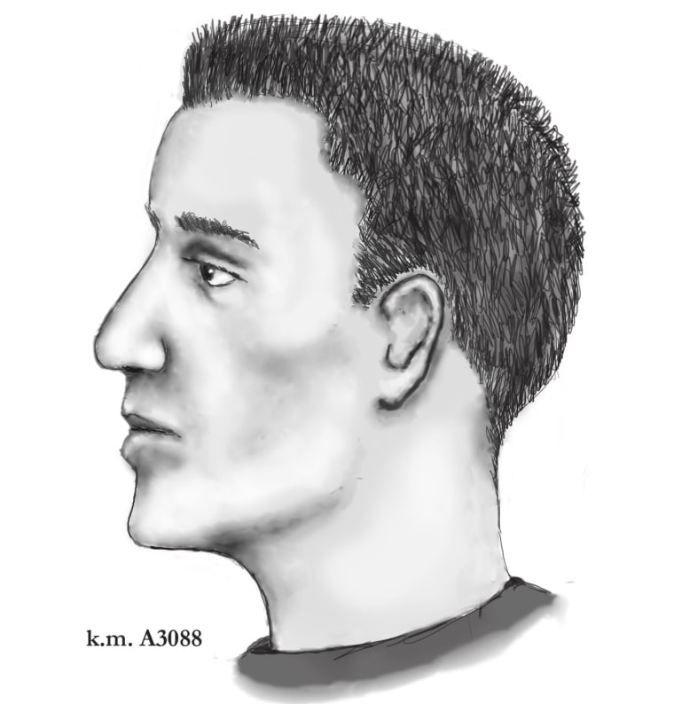 Police released this sketch of a suspect in a series of unsolved homicides that have occurred in west Phoenix.