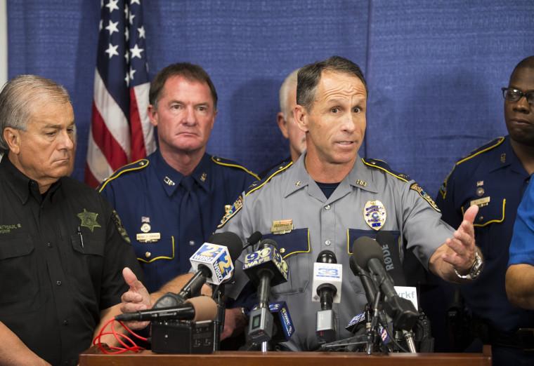 Image: Baton Rouge Police Chief Carl Dabadie Jr.