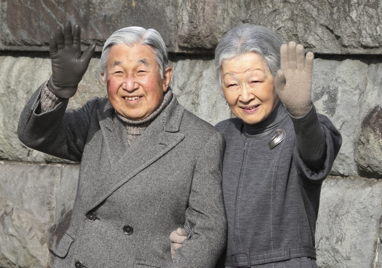 Japanese Emperor Akihito to Abdicate 'Within a Few Years': Report