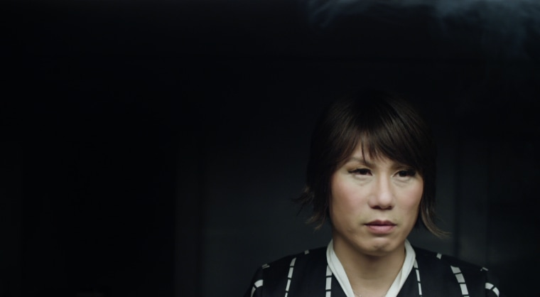 "Actor BD Wong as mysterious hacker Whiterose on USA's hit series ""Mr. Robot"""