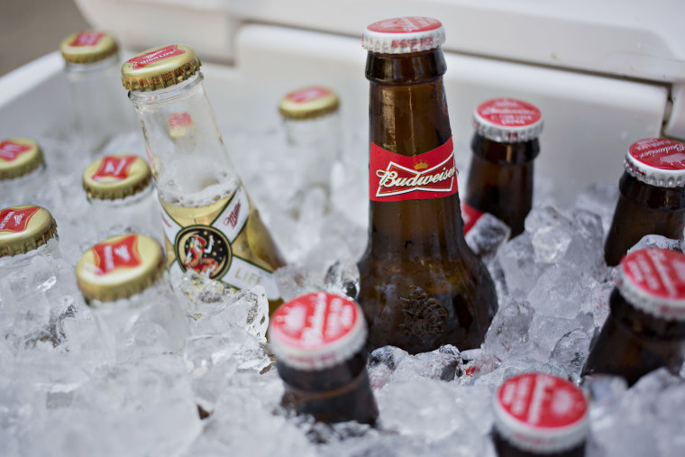 AB InBev Approaches SABMiller for Deal Uniting Top Beermakers