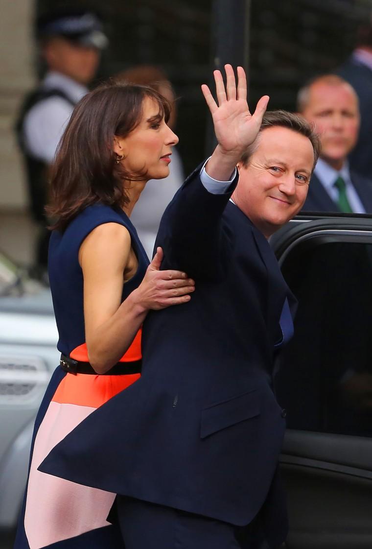 Image: BRITAIN-EU-POLITICS