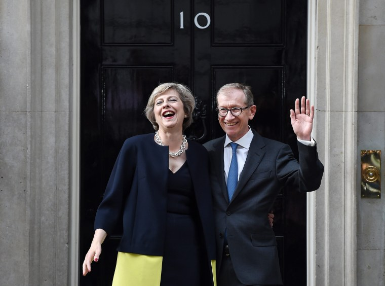 Image: Theresa May to become Britain's Prime Minister