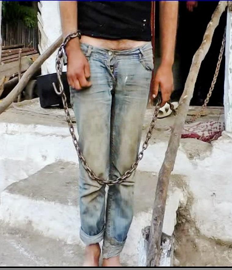 Image: Romanian slave