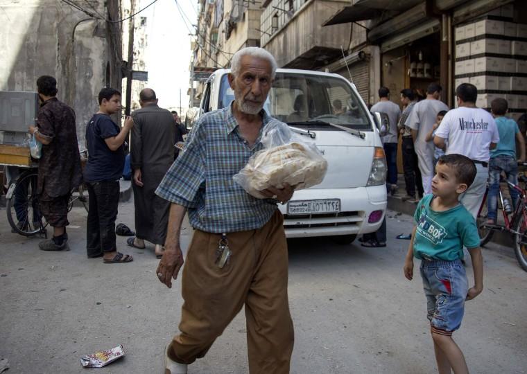 Image: SYRIA-CONFLICT-ALEPPO-SIEGE