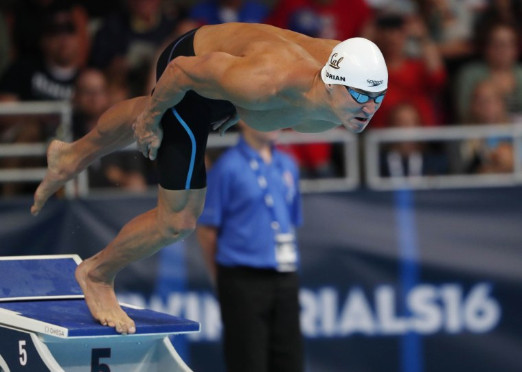 Image: Swimming: U.S. Olympic Team Trials - Swimming