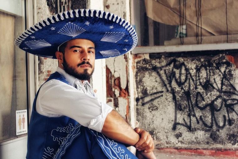 Portrait of AB Soto.