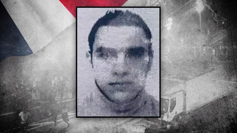 Image: Nice truck driver suspect Lahouaiej Bouhlel