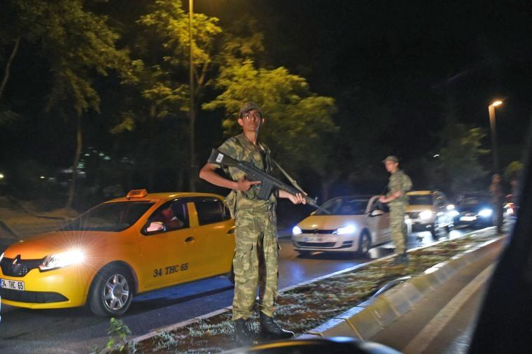 Image: TURKEY-SECURITY-MILITARY