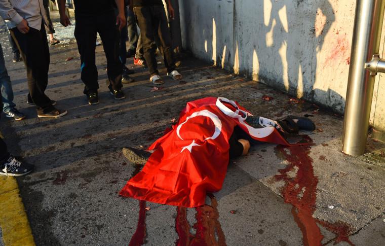 Image: TURKEY-MILITARY-POLITICS-COUP