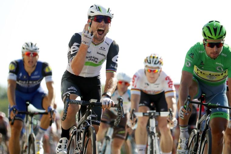 Image: *** BESTPIX *** Le Tour de France 2016 - Stage Fourteen