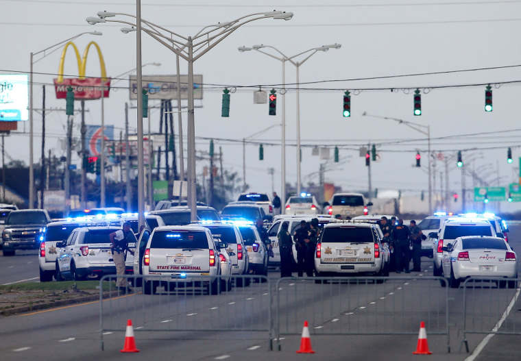 Image: Three Police Officers Shot And Killed In Baton Rouge