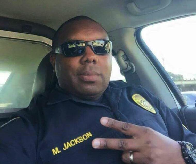 Officer Montrell Jackson
