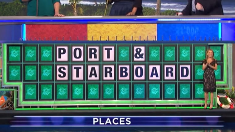 Wheel of fortune solutions today