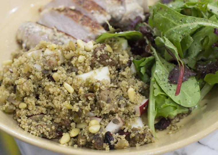 """Quinoa (\""""KEEN-wah\"""")"""