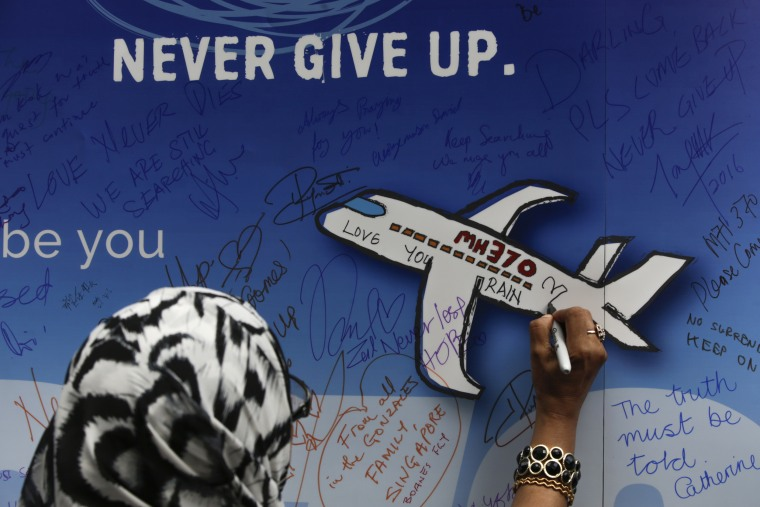 Australia to examine debris thought to be from Malaysian Airlines flight MH370 found in the island nation of Mauritius