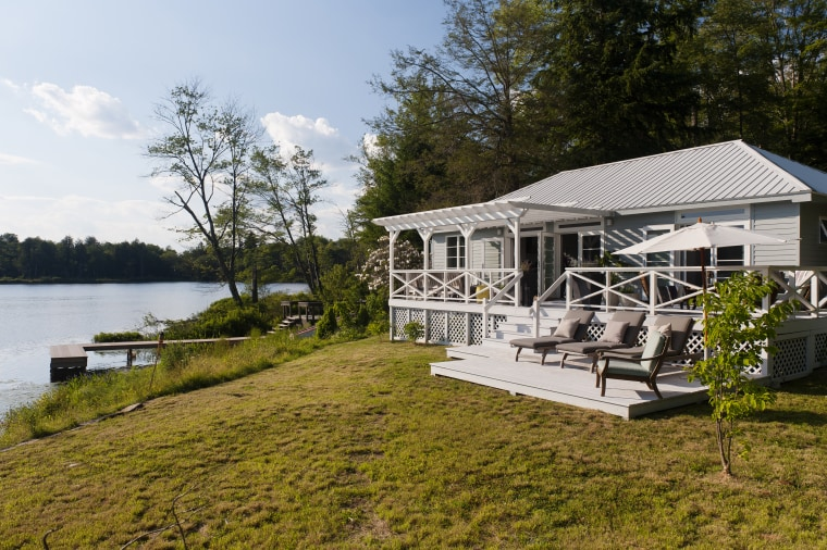Cabin in the Catskills