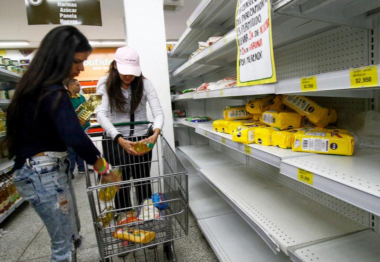 Image: COLOMBIA-VENEZUELA-CRISIS-BORDER