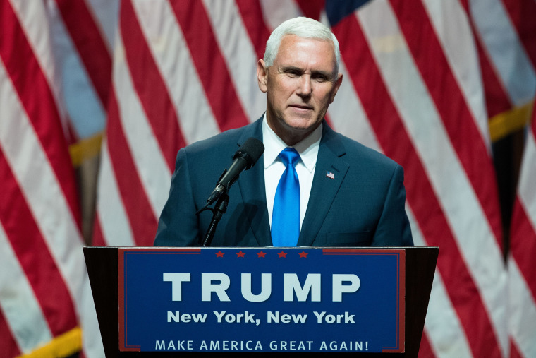 Poll: Trump's VP Pick Mike Pence Unknown to Most Voters