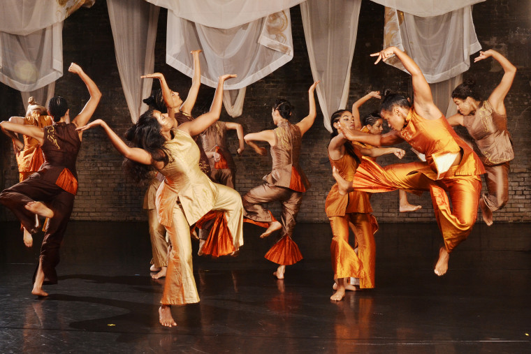 The Ananya Dance Theatre's production focus on justice and beauty.