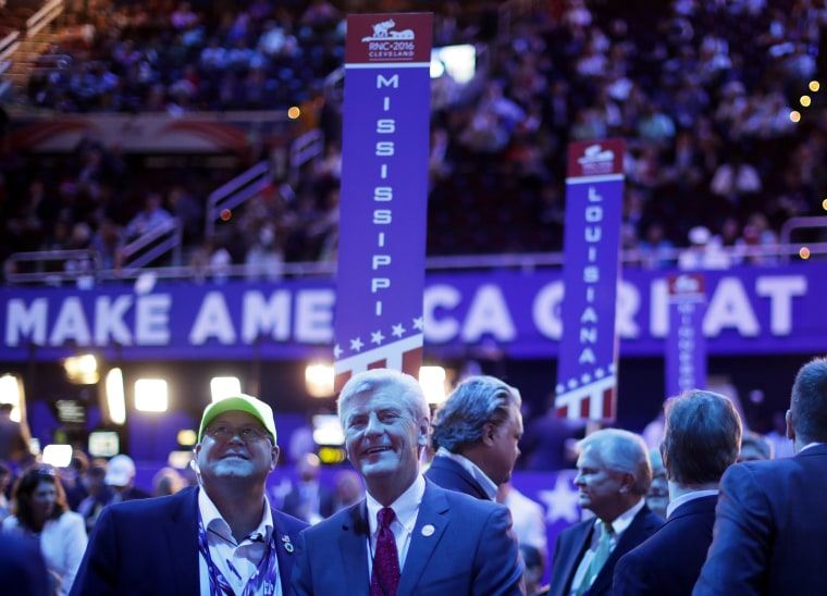 Image: Republican National Convention: Day One