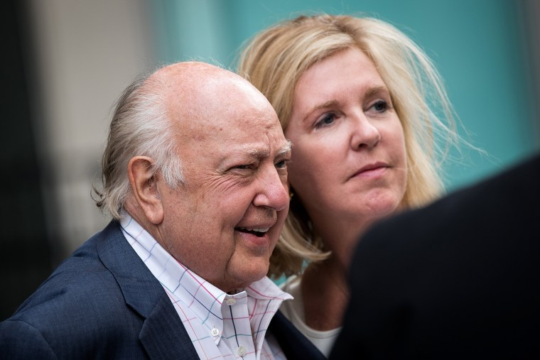 Image: Media Reports Say Roger Ailes Negotiating Departure Terms At Fox News