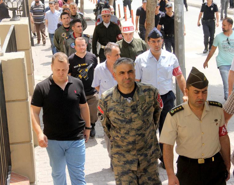 Image: General Bekir Ercan Van