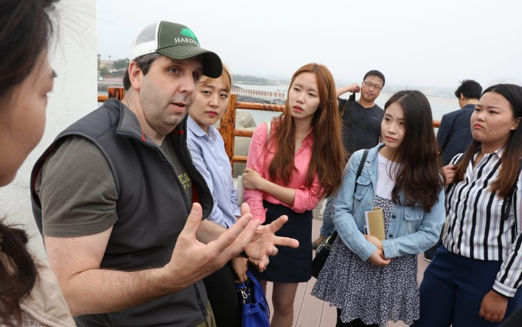 Image: U.S. Ambassador to South Korea Mark Lippert