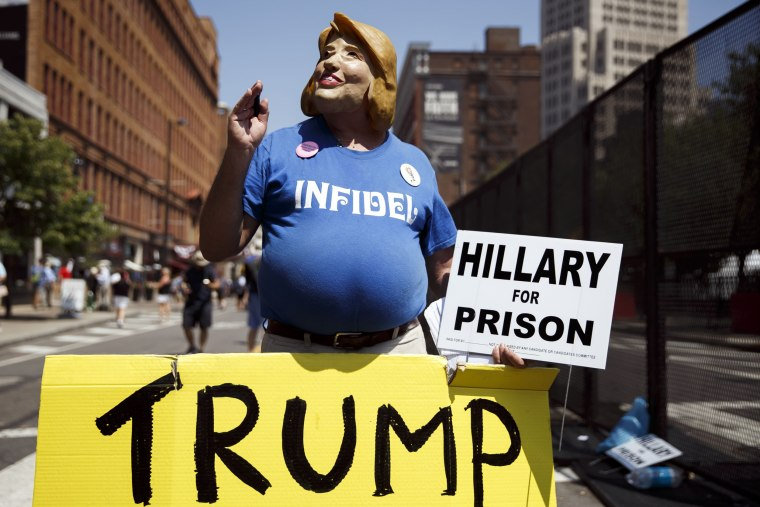 Image: RNC 2016 - Protests