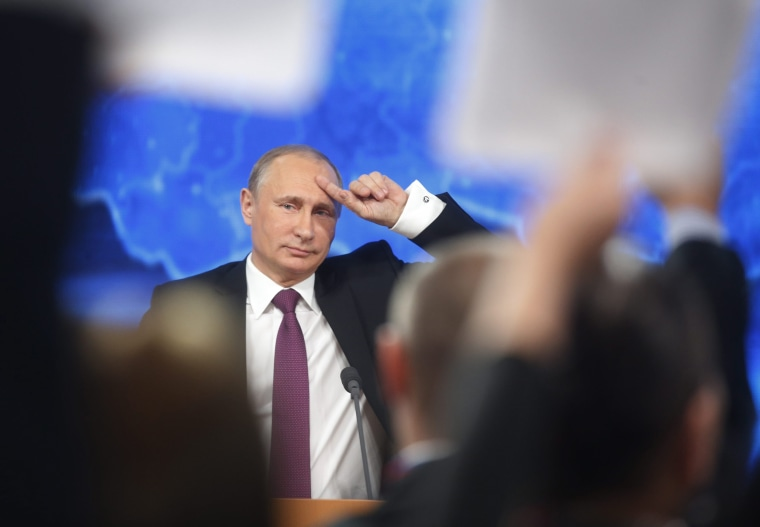 Image: Russian economy will overcome crisis in two years - Putin