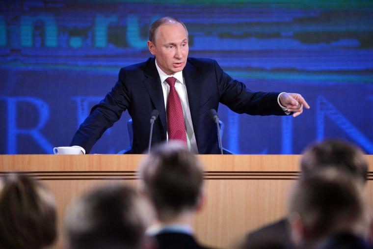 Image: RUSSIA-POLITICS-PUTIN