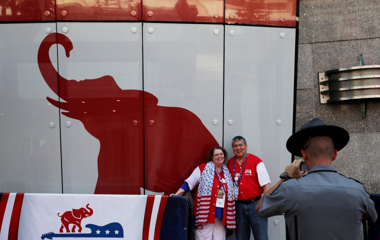 Image: Republican National Convention: Day Two