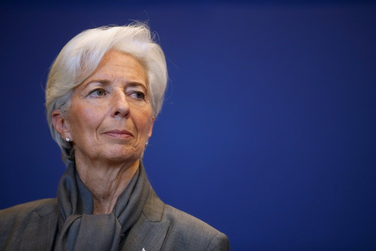 Image: Christine Lagarde