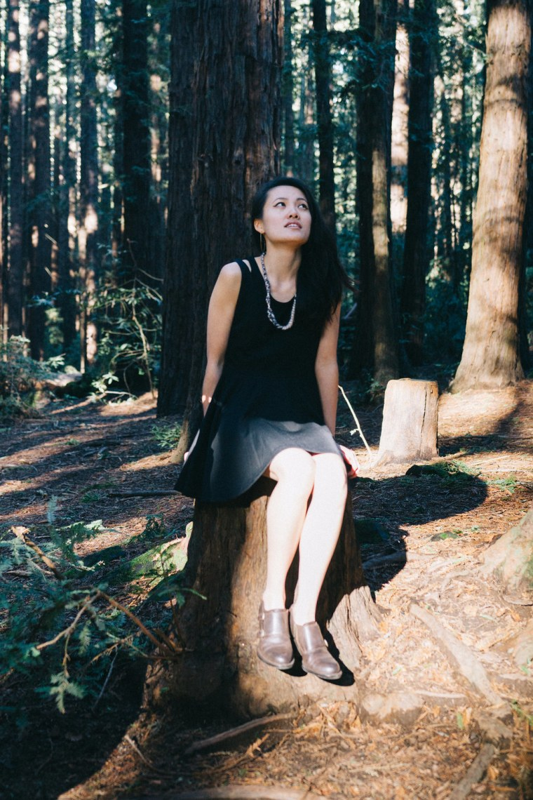 "Oakland, California-based poet Jade Cho, who is releasing ""In the Tongue of Ghosts,"" her first collection of poetry."