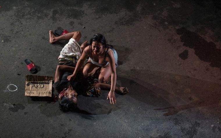 Image: PHILIPPINES-POLITICS-CRIME