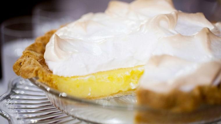 Foolproof Extra Lemony Meringue Pie