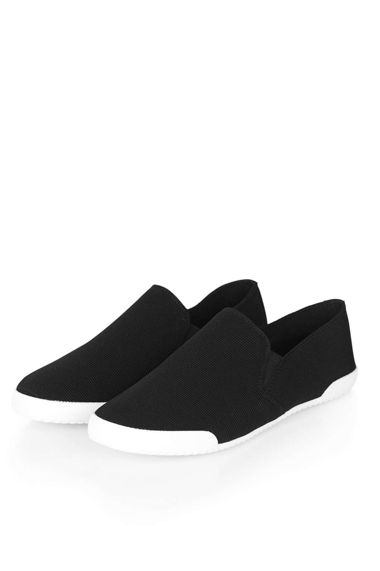 Topshop totum slip on sneakers