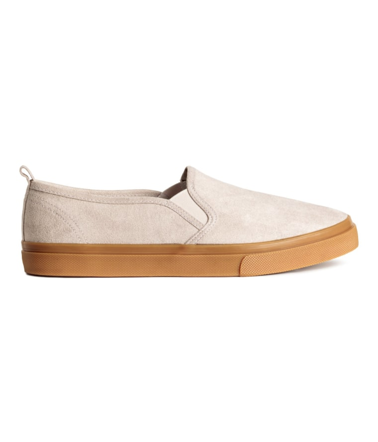H&M slip on sneakers
