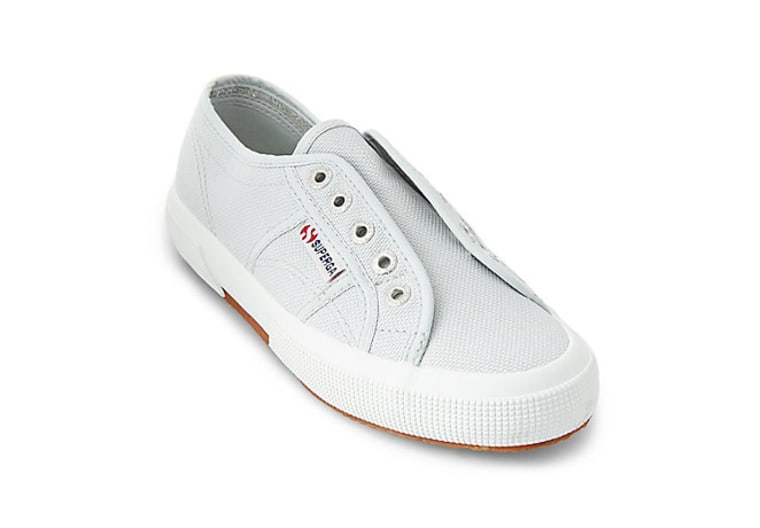 Superga slip on shoes