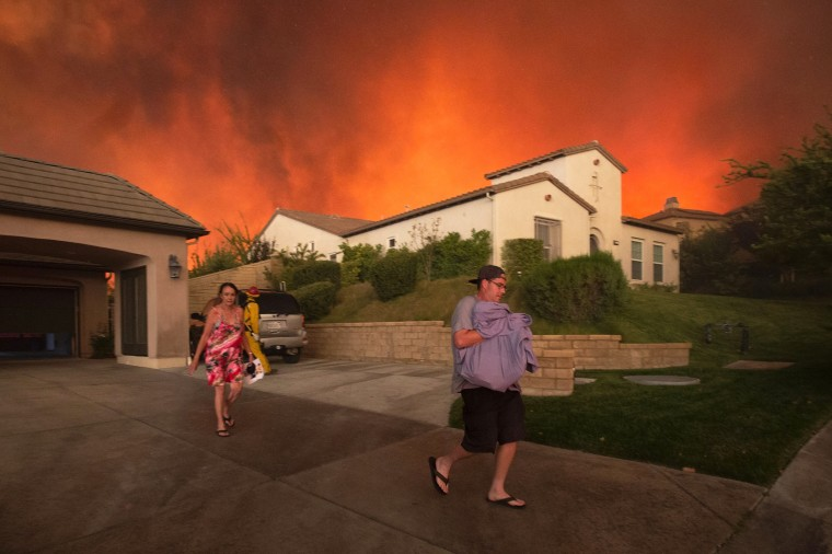 Image: US-FIRES-CALIFORNIS