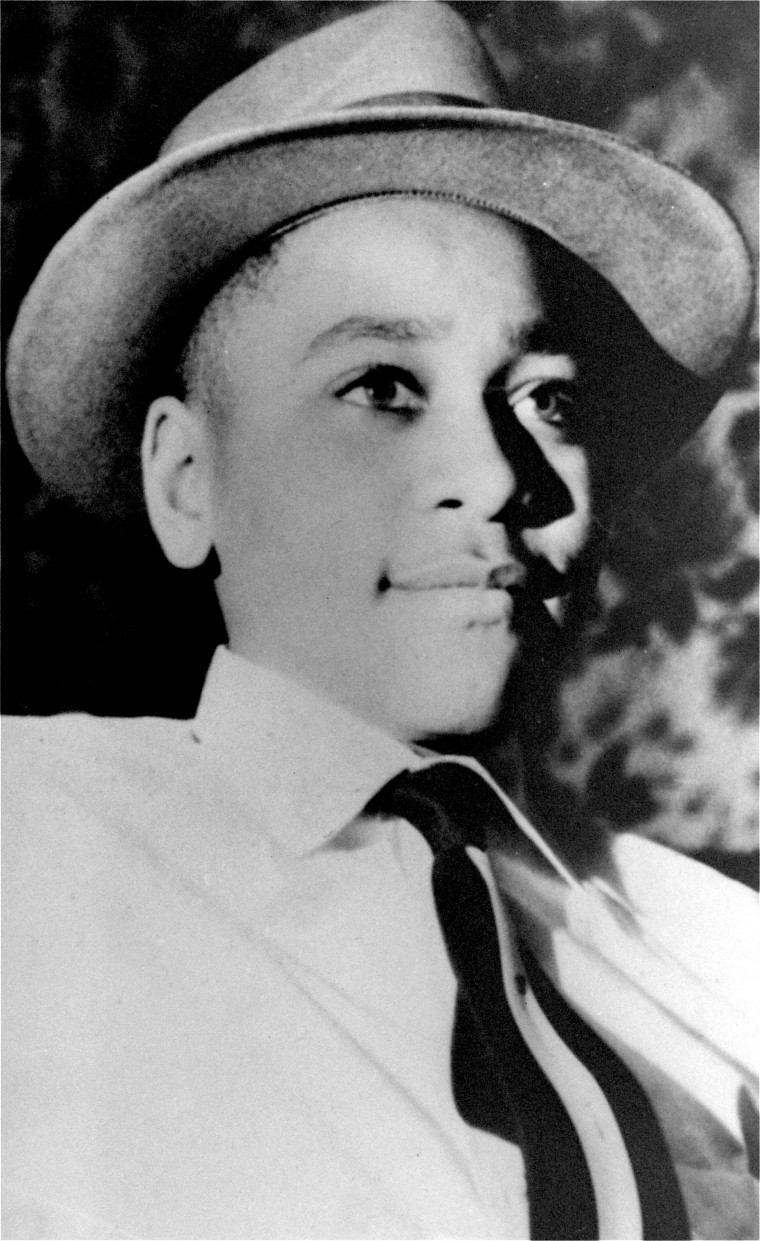 An undated portrait of Emmett Louis Till, a black 14 year old Chicago boy, whose weighted down body was found in the Tallahatchie River near the Delta community of Money, Mississippi, August 31, 1955.