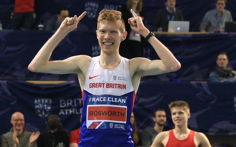 Indoor British Championships - Day Two