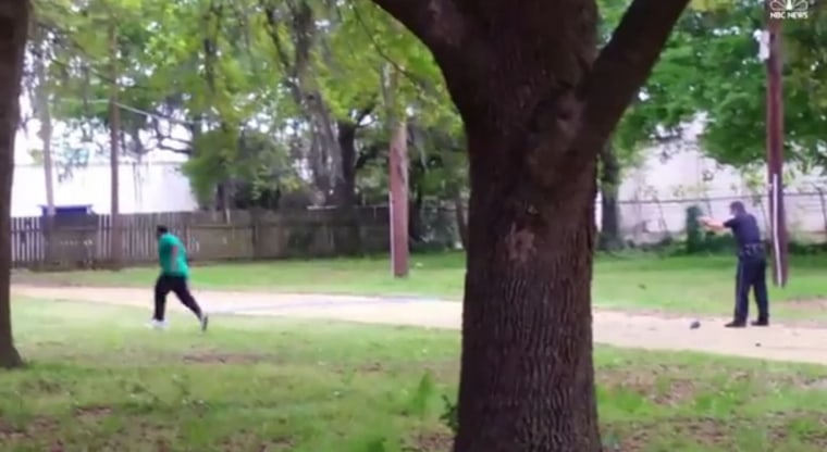 Walter Scott police shooting video.