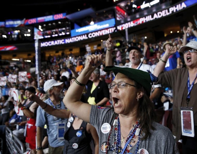 Image: DNC in Philadelphia 2016