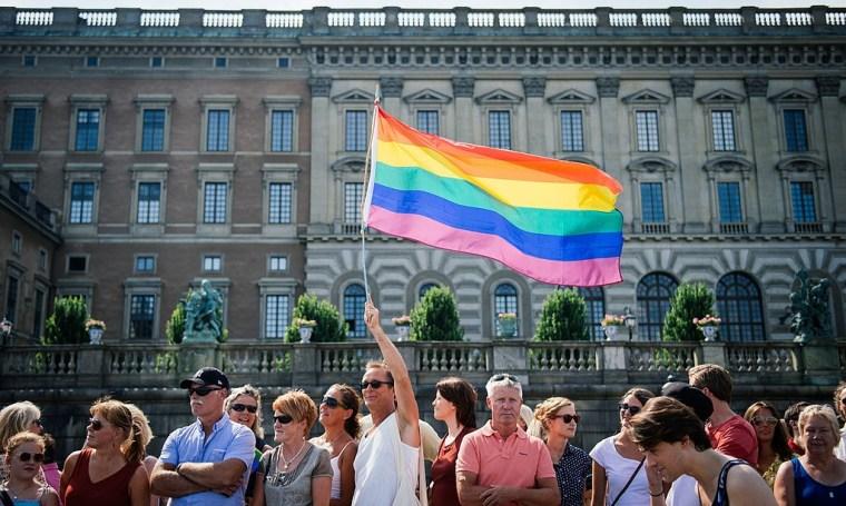 SWEDEN-GAY-PRIDE-PARADE