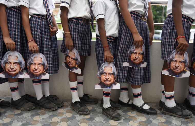 Image: TOPSHOT-INDIA-POLITICS-KALAM
