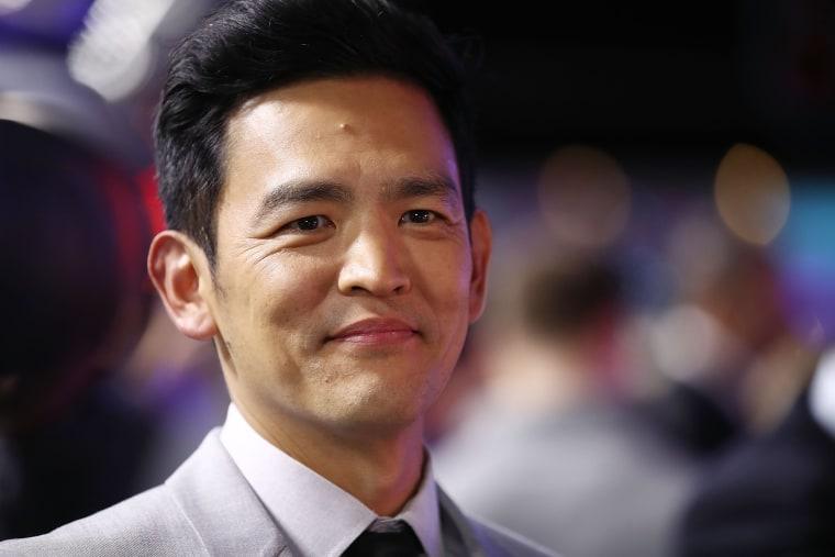 John Cho arrives ahead of the Star Trek Beyond Australian Premiere on July 7, 2016 in Sydney, Australia.